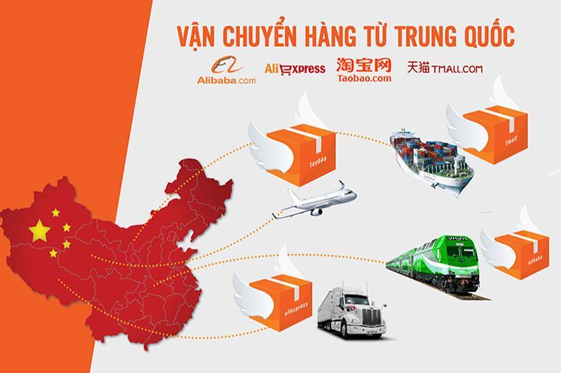 các bên mua hộ sẽ giúp khách hàng mua hàng, thanh toán và vận chuyển hàng hóa về Việt Nam